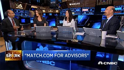 GuideVine.com on CNBC